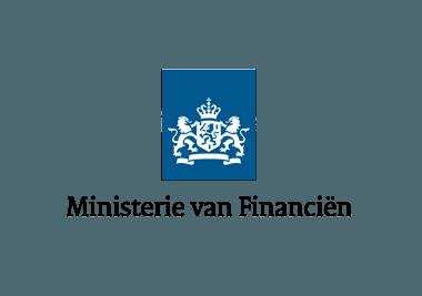 Logo van Ministerie van Financiën