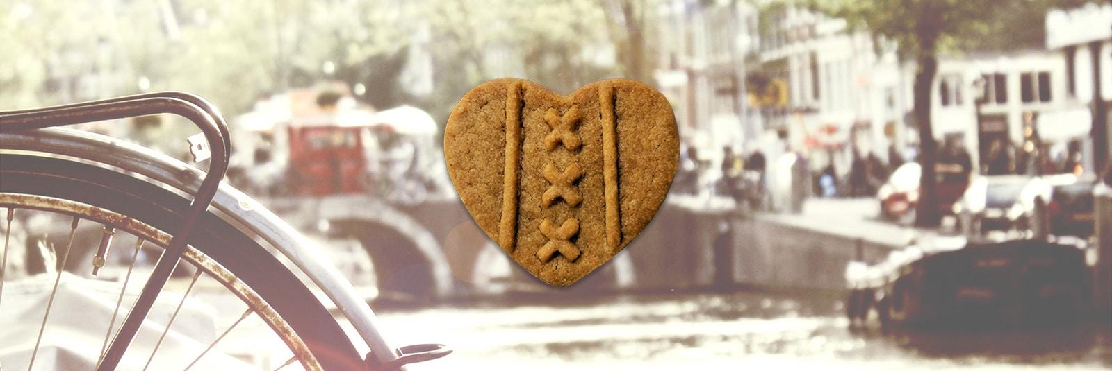 Eberhardjes, het koekje van Amsterdam
